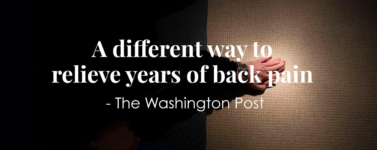Back Pain Washington Post