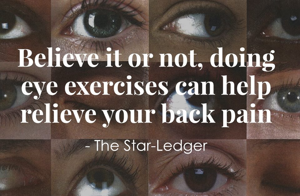 Star Ledger Feldenkrais Method Article